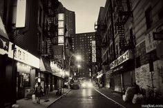 One of my favorite shots from a visit to China Town. I'm so ready for another trip to New York.