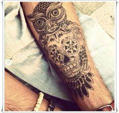 90 + Grandes idées de tatouages pour les hommes - Club Tatouage