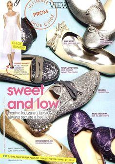 'Sweet and Low' Teen Vogue, April 2011 Photographer: Joel Staniszewski Creative Director: Katia Kuethe