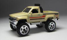Hotwheels Toyota Truck