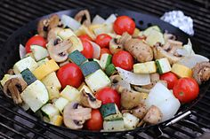 Easy Grilled Vegetables | Gimme Some Oven