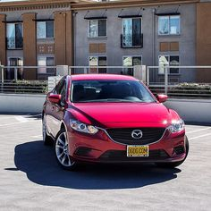 Jalopnik just named the one of the best mid-sized sedans. Driver's Choice, to be exact! Mazda6, Sedans, Limo