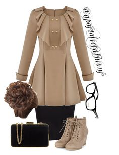 """Apostolic Fashions #1137"" by apostolicfashions on Polyvore featuring Tom Ford and MICHAEL Michael Kors"