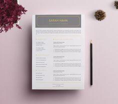 Professional Resume / CV Template-10 by SignatureResume on @creativemarket