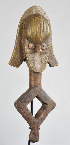 Beau gardien reliquaire Kota Shamaye Gabon Bakota reliquary statue no Mahongwe | eBay