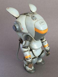 Original Kauz HASE Character Concept, Character Design, Robot Cute, Mecha Suit, Arte Robot, Vintage Robots, Robot Technology, Robot Concept Art, Lego Mecha