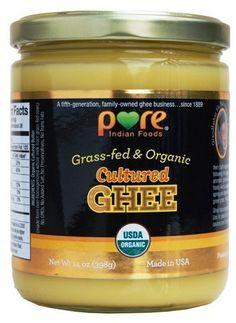Grass fed cultured butter