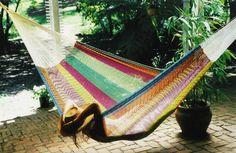 Hammocks... mandatory for any siesta.
