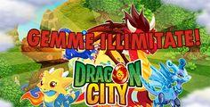 Trucchi Dragon City Gemme Infinite