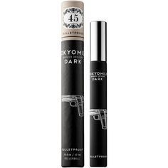 TokyoMilk Dark Femme Fatale Collection - Bulletproof No. 45 Rollerball featuring polyvore, beauty products, fragrance, tokyomilk perfume and tokyomilk