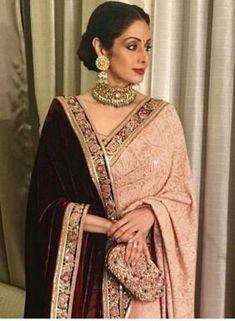 3540 Sabyasachi sarees: Rock the nine yards look with his 2019 collection Indian Wedding Outfits, Bridal Outfits, Indian Outfits, Wedding Dresses, Saree Designs Party Wear, Saree Blouse Designs, Pakistani Dresses, Indian Dresses, Anarkali