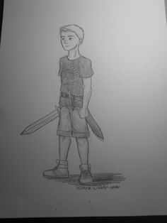 """by eevana:  I was thinking about that thing Annabeth said, about her and Percy being twelve when they first met, and it got me thinking…  What about the rest of the Seven? What were they like when they were kids? So I remembered: I'll make a """"When we were 12"""" series for our newest heros.  This is from the first one: for the Lost Hero gang! Jason was alredy old in demigod training (BA)"""