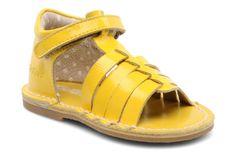 Kickers colmar jaune