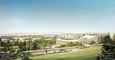 Gallery of Herzog & de Meuron Share New Images of the National Library of Israel - 1