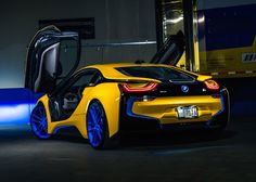 Visit BMW of West Houston for your next car. We sell new BMW as well as pre-owned cars, SUVs, and convertibles from other well-respected brands. Bmw I8, 4x4, Bmw Performance, New Bmw, Futuristic Cars, Hot Rides, Sweet Cars, Expensive Cars, Bmw Cars