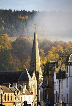Peebles Scotland by Stuart Turner on 500px