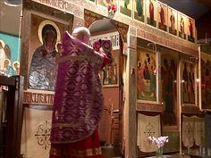 Grand et Saint Lundi : divine liturgie de saint Grégoire des Dons Présanctifiés.