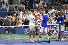 Novak Djokovic Defeats Roger Federer to Win U. Open - The New York Times Wimbledon Final, Us Open, Roger Federer, Ny Times, Tennis, Sports, York, Corona, Hs Sports