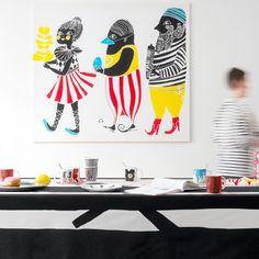 Kulkue: Marimekko, always inspirational