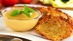 Carrot Latkes: A sweet, crunchy twist on the classic recipe. Your Bubbie would approve!