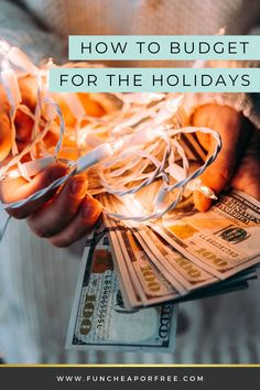 Holiday spending is no joke! Easily get yours figured out and under control with our helpful tips. Be prepared for family reunions, get-togethers, Easter, Thanksgiving, Christmas, and more! Budget Holidays, Major Holidays, After Christmas, Christmas Decor, Get Away Today, Best Airfare, Family Reunions, Big Meals, Boot Camp