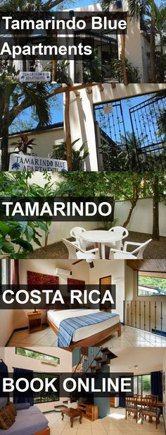 Hotel Tamarindo Blue Apartments in Tamarindo, Costa Rica. For more information, photos, reviews and best prices please follow the link. #CostaRica #Tamarindo #TamarindoBlueApartments #hotel #travel #vacation