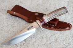 Randall Made Knives #27... I love randal made knives.