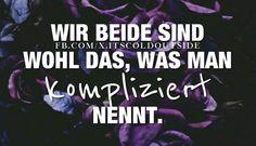 #kompliziert