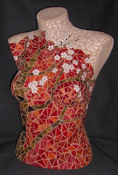 Cherry Blossom Torso Front View | Flickr - Photo Sharing!