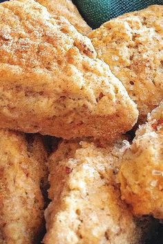 Cinnamon-Pecan Scones Recipe