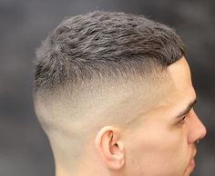 New Hairstyles for Men: The V-Shaped Neckline