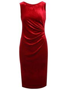 Velour cowl back dress Cowl Back Dress, Dress Backs, Velour Fabric, Looking For Women, Formal Dresses, Shopping, Fashion, Dresses For Formal, Moda