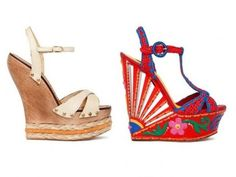 DG Spring 2013 Women Shoes Collection