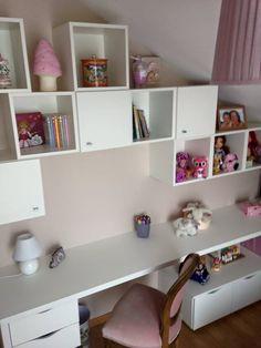 Chambre Fille Décoration par La Maison Agencée par Silvent