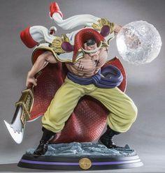 One Piece White Beard HQS by Tsume, Captain Edward Newgate  One Piece - Hadesflamme - Merchandise - Onlineshop für alles was das (Fan) Herz begehrt!