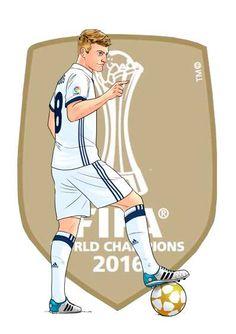 Kroos First Football, Football Love, Football Is Life, Best Football Team, Football Players, Toni Kroos, Fotos Real Madrid, Real Madrid Football Club, Leonel Messi