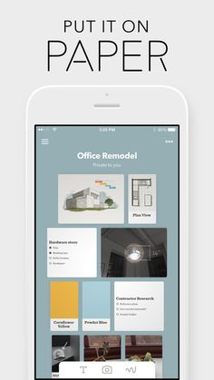 Paper by FiftyThree - Sketch, Diagram, Take Notes by FiftyThree, Inc.