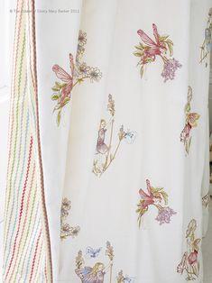 Blossom Flower Fairies ™ | #BlossomFlowerFairies by Jane Churchill | Find Jane Churchill Fabrics and Wallpapers @ Cowtan & Tout | www.cowtan.com/