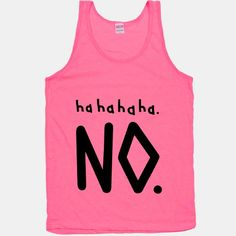 The perfect shirt to make your haters shut up.
