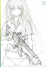 anime guns - Google Search