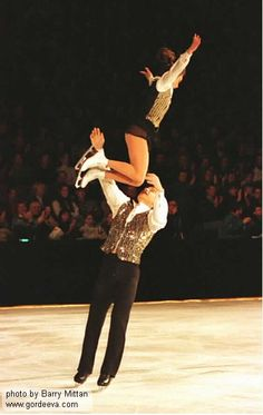 1994 World Professional Championships, 'Crazy for You', Katia Gordeeva & Sergei Grinkov