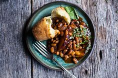 Pin for Later: Ditch the Can For 15 Killer Homemade Baked Bean Recipes Bourbon Peach BBQ Baked Beans Get the recipe: bourbon peach BBQ baked beans Potluck Recipes, Barbecue Recipes, Side Dish Recipes, New Recipes, Cooking Recipes, Favorite Recipes, Summer Recipes, Vegetarian Recipes, Healthy Recipes