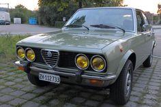 Alfa Romeo Alfetta 1.6,