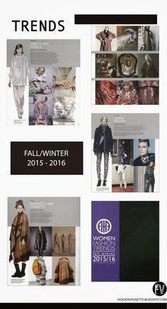 Trends // A+A Design Studio - Fashion Trends . A/W 2015-16
