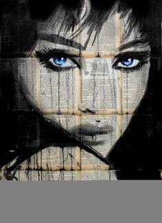 "Saatchi Art Artist Loui Jover; Drawing, ""elixir"" #art"