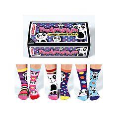 Old Socks Kids - Pandamonium from TUSK homewares