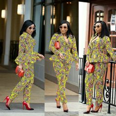 Rock the Latest Ankara Jumpsuit Styles these ankara jumpsuit styles and designs are the classiest in the fashion world today. try these Latest Ankara Jumpsuit Styles 2018 African Wear, African Attire, African Fashion Dresses, African Women, African Dress, Ankara Fashion, African Outfits, African Clothes, Trendy Ankara Styles