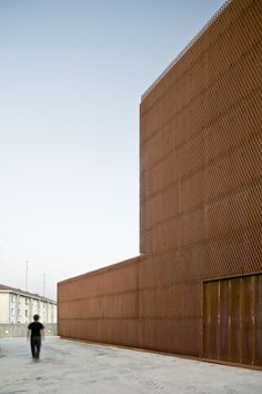 Culture House and Library in Vizcaya #AQ4_Architecture