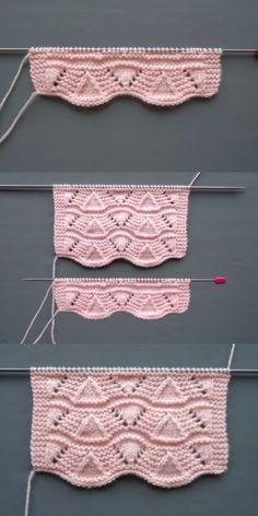 Sparkling Pine Baby Vest Women 's Vests Strickmuster - Point de tricot Knitting Terms, Knitting Stiches, Knitting Blogs, Knitting Kits, Knitting Projects, Baby Knitting, Easy Sweater Knitting Patterns, Intarsia Knitting, Crochet Bikini Pattern