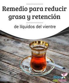 Remedio para reducir #grasa y #retención de líquidos del #vientre  El jengibre nos ayuda a quemar grasas, ya que acelera el #metabolismo y, además nos da sensación de saciedad. La canela eleva el calor del cuerpo, consiguiendo el mismo efecto #PerderPeso